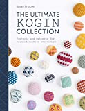 The Ultimate Kogin Collection: Projects and Patterns for Counted Sashiko Embroidery - Susan Briscoe