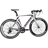 Eurobike OBK XC7000 Lightweight Aluminium Road Bike 700C Wheels Commuter Cycling Bicycle 14