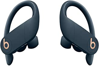 Powerbeats Pro Totally Wireless & High-Performance Bluetooth Earphones - Navy (Renewed)