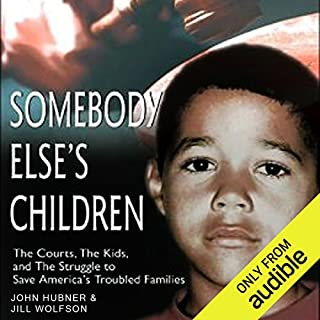 Somebody Else's Children audiobook cover art