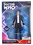 DOCTOR WHO 5.5' Action Figure: 12th Doctor (White Shirt)