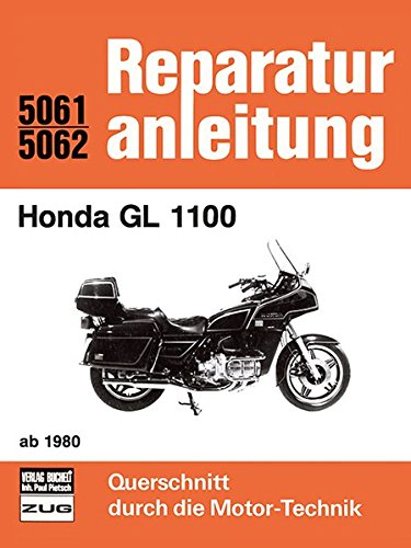 Honda GL 1100 ab 1980