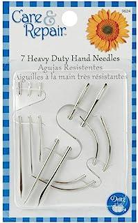 Dritz Agulhas de mão resistentes sortidas 9624D, pacote com 7