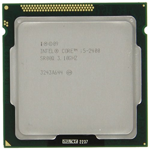 Intel Core i5-2400 Sandy Bridge Prozessor (3,1GHz, 6MB Cache, Sockel 1155)