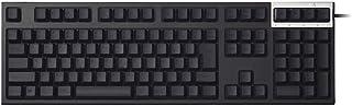 東プレ REALFORCE SA R2 日本語112キー 静電容量無接点方式 USBキーボード 静音/APC機能付き 荷重30g 昇華印刷(墨) かな表記なし ブラック R2SA-JP3-BK