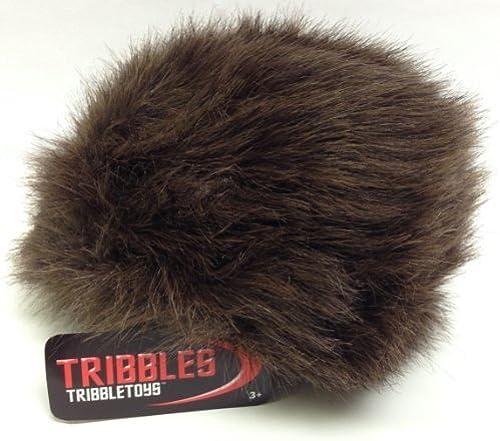 Star Trek Tribble, Dark marron - nouveau Dual Sound Version - grand Taille by Tribble Toys