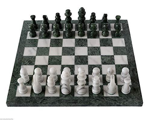 schachspiel marmor