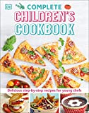 Complete Children s Cookbook: Delicious Step-by-Step Recipes for Young Cooks