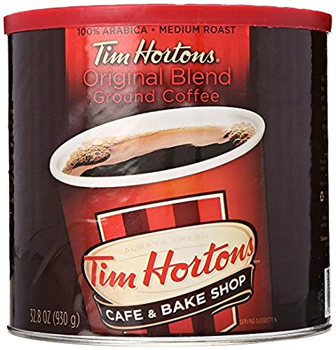 Tim Hortons 100% Arabica Medium ...