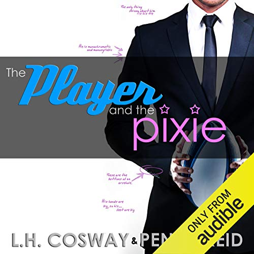 Couverture de The Player and the Pixie