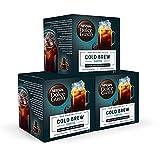 Nescafé Dolce Gusto COLD BREW - Pack de 3 x 12 cápsulas Total: 36 Cápsulas