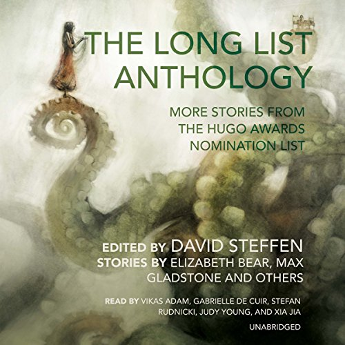 The Long List Anthology cover art