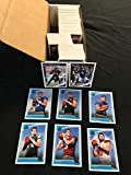 2018 Donruss Complete Hand Collated NM or Better Football Set of 400 Cards (300 Veteran) with 100 Rookie Cards - Includes Josh Allen Rookie Card, Lamar Jacks... rookie card picture