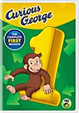 Curious George: The Complete First Season (4 Dvd) [Edizione: Stati Uniti]