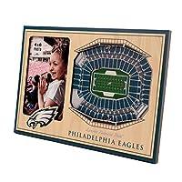 NFL Philadelphia Eagles 3D StadiumViews Picture Frame