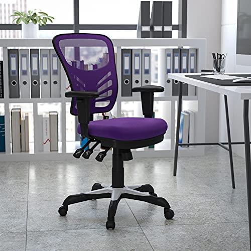 Flash Furniture -   Bürostuhl mit