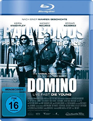 Domino - Live fast, Die young [Blu-ray]
