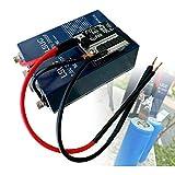 ILS - Mini Batteria Saldatrice a punti 18650 Batteria Scatola Saldatrice portatile fai-da-te di assemblaggio