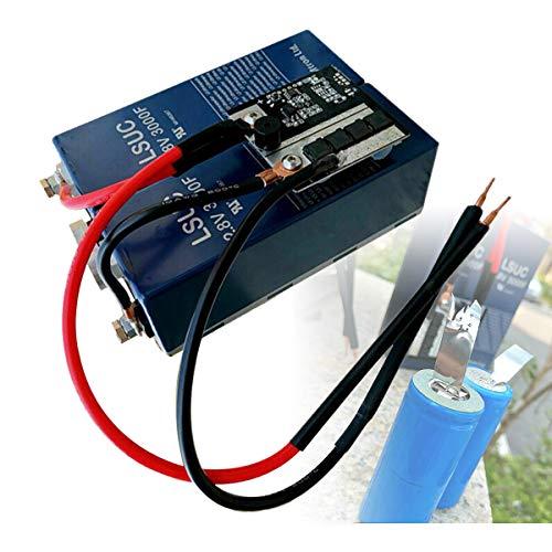 ILS – Mini-Akku-Punktschweißgerät 18650 Akku Lötkolben Box tragbar DIY