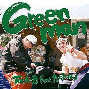 Green man (feat. TANAKEN)