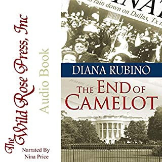 The End of Camelot audiobook cover art