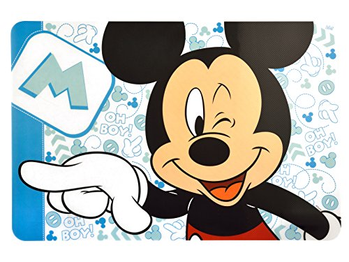 Lulabi 8959 Disney Mickey Set de table