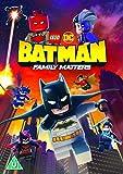 Lego Dc Batman: Family Matters Vanilla [Edizione: Regno Unito] [Italia] [DVD]