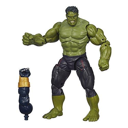 Marvel Legends Serie Infinita Avengers Hulk 15 cm Figura - Vengadores: La era de Ultrón