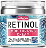 Best Organic Anti Wrinkle Creams - Anti Aging Retinol Moisturizer Cream for Face Review