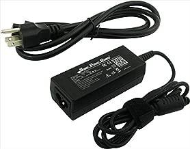 Super Power Supply AC / DC Laptop Adapter Charger Cord Replacement for Asus Eee Pc 1001pq 1015p 1015pd 1025ce X101h ; 1001pxd-em37-bk 1001pxd-et27-bk 1001pxd-mu17-bk ; 1015pem-mu17-pi ; 1015pxrf-rpk304 ; 1016pt-su17-bk ; 1018p-bbk803 ; 1025c-bbk301 1025c-mu17-bk ; 1225b-bu17-bk ; 1225c-bu17-bk 1225c-mu10-bk 1225c-mu17-bk ; X101-eu27-wt ; 40 Watt Netbook Notebook Battery Plug