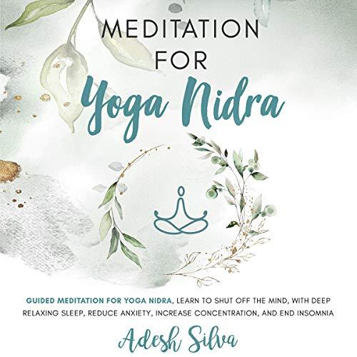 Meditation for Yoga Nidra cover art