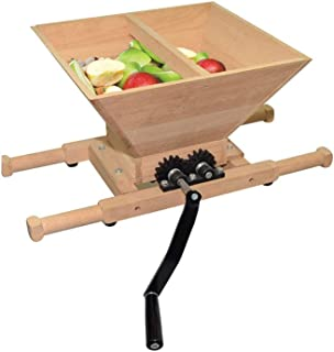 apple grinder and press