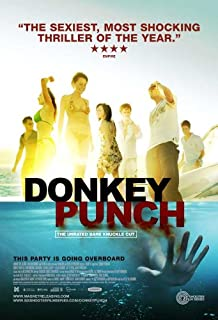 Donkey Punch POSTER Movie (27 x 40 Inches - 69cm x 102cm) (2008)