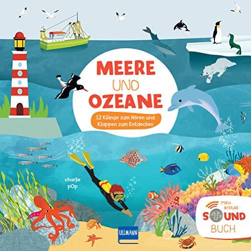 Meere und Ozeane (Soundbuch) 12 Klänge zum Hören und Klappen zum Entdecken (Soundbücher)