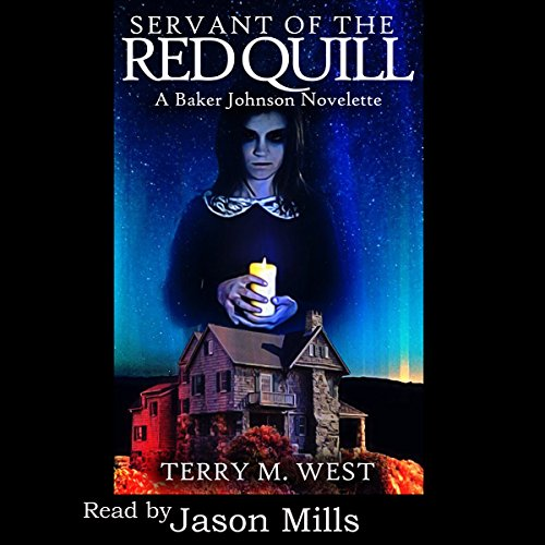 Servant of the Red Quill audiobook cover art
