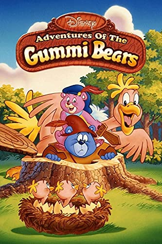 Dervom Jigsaw Puzzles For Adults 1000 Piece Puzzles For Adults - Disney'S Adventures Of The Gummi Bears Puzzles - Challenging Jigsaw Puzzle 1000 Piece Gift - 75 X 50Cm