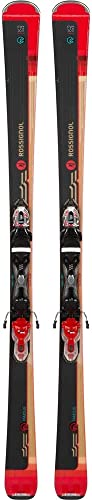 Rossignol - Famour 6 INKL. Xpress W 11 B83 Femmes Ski avec Reliure (Noir Rouge)