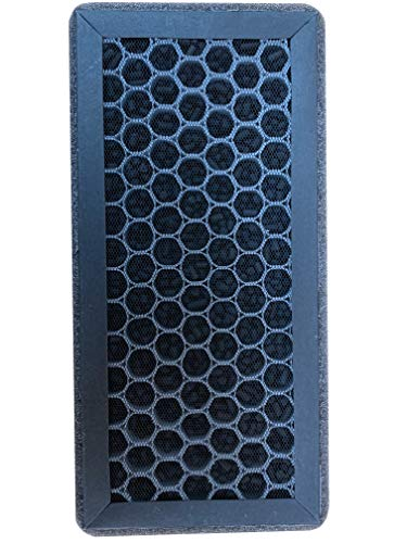 Comedes Ersatz Aktivkohle- und Fotokatalyse-Filter passend für Baren B-H04, B-757B und B-747 Luftreiniger | Einsetzbar statt Baren Aktivkohlefilter