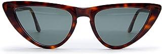 Leqarant Women's F04015AVANA Multicolor Other Materials Sunglasses