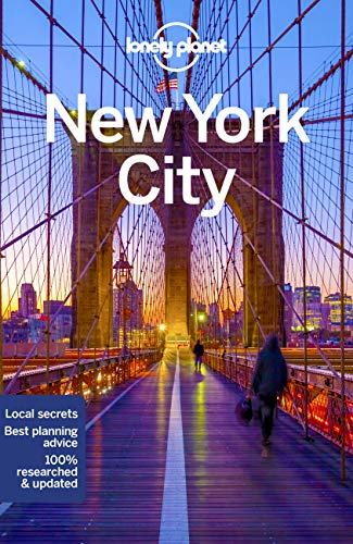 Lonely Planet New York City [Lingua Inglese]