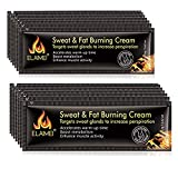 Best Fat Burner Creams - Hot Cream (10 pack), Slim Cream Portable Workout Review