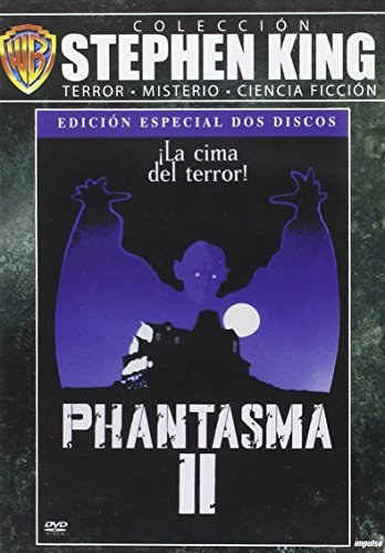Phantasma II DVD