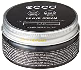 Ecco Ecco Revive Cream Schuhcreme & Pflegeprodukte, Schwarz (Black) 50.00 ml