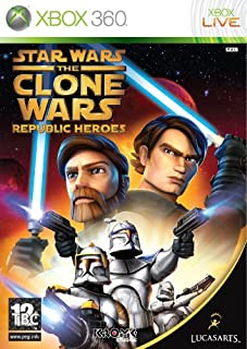 Star Wars: The Clone Wars - Republic Heroes (Xbox 360) (B002BH3VW4) | Amazon price tracker / tracking, Amazon price history charts, Amazon price watches, Amazon price drop alerts