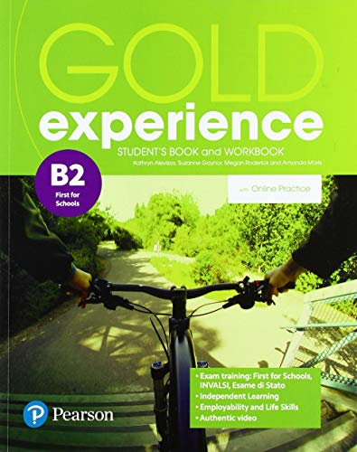 Gold Experience B2 2E Pack [Lingua inglese]