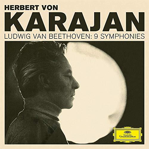 Herbert von Karajan: Beethoven – 9 Sinfonien (Dolby Atmos)