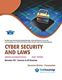 Sem 7 MU.B.E.Common To All Branches Cyber Security and Laws TechKnowledge Publications Language Published:English