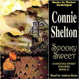 Spooky Sweet audiobook cover art