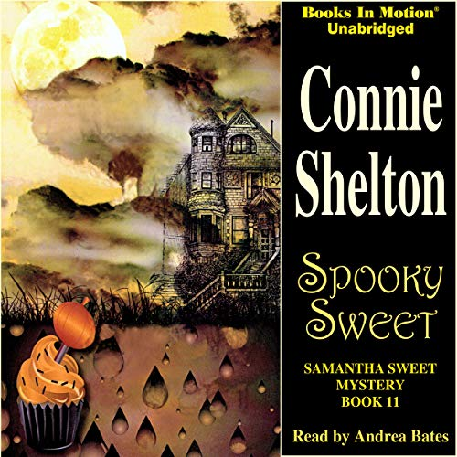 Spooky Sweet audiobook cover art