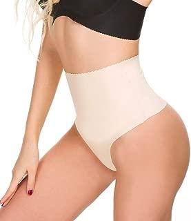 Thong Shapewear for Women Tummy Control Waist Cincher Girdle Sexy Thong Panty Underwear
